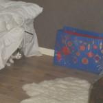 Under sängen bodde en liten Stina