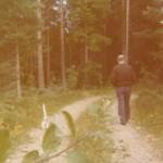 De som dog före 1994 är inte kvar vid Regnbågsbron för då kom gammelhusse Arne och honom följde de gärna med.