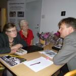 Birgitta Carlsson, Ingrid Persson och Roger Pettersson kämpar för djuren i varsin förening